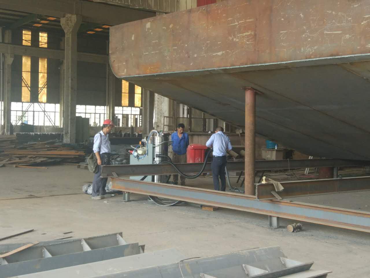 造船厂用吸尘器